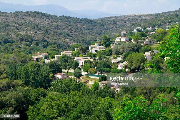 southern france mountains - alpes maritimes stock pictures, royalty-free photos & images