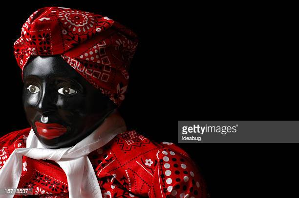 southern mammy - african slave trade stock photos and pictures