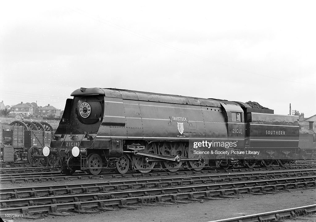 Southern Railway West Country Class 4-6-2  Locomotive