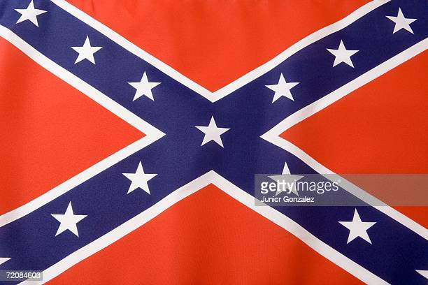 southern states flag - confederate flag stock pictures, royalty-free photos & images