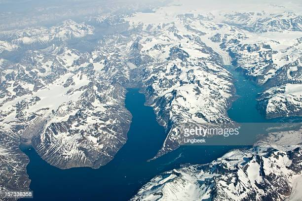Extrémité sud du Groenland