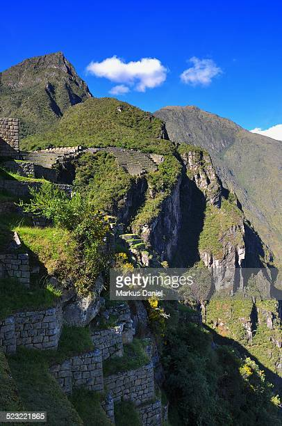 Southern View of Machu Picchu, Peru