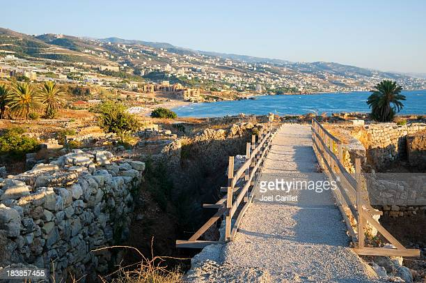 byblos, lebanon - lebanon stock photos and pictures