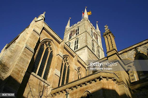 Southwark Cathedral in London, England