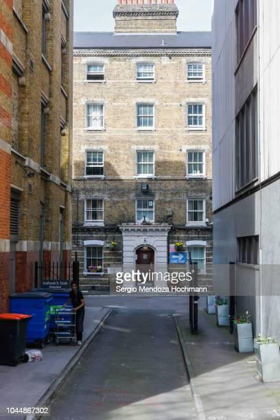 Southwark Street Estate in London, England