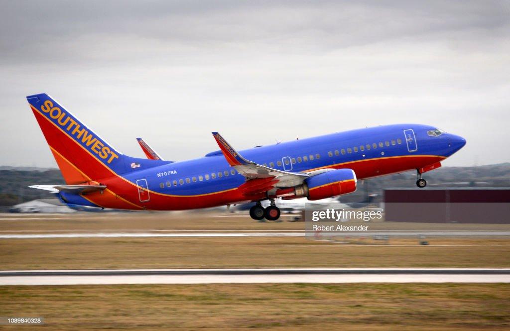 San Antonio International Airport : News Photo