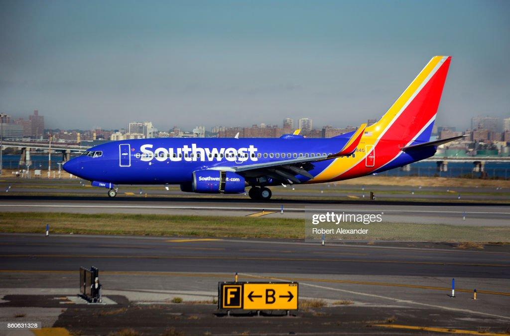 LaGuardia Airport, New York City : News Photo
