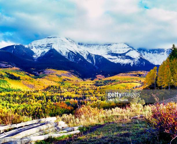 Southwest Colorado in Autumn