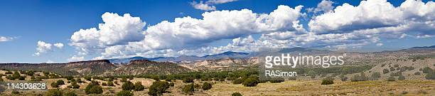 Southwest Wüste Panorama