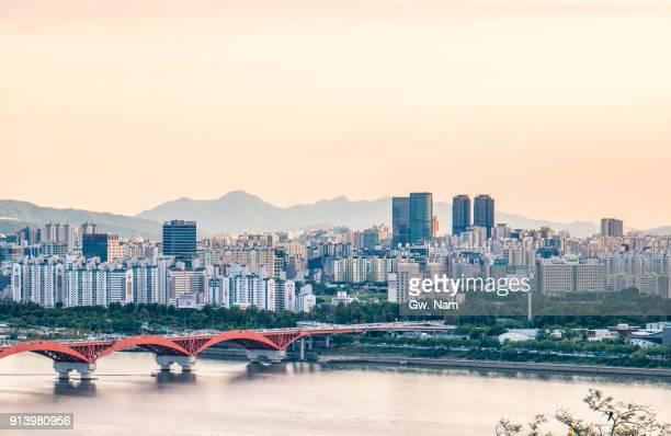 Southwestern Seoul