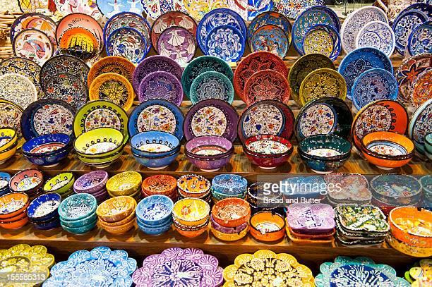 Souvenir Ceramics, Istanbul shop