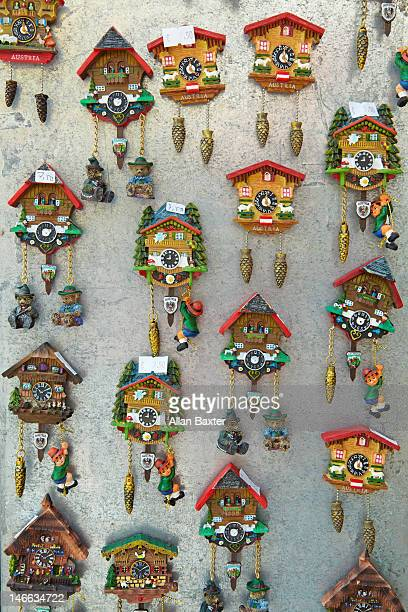 Souvenir Cuckoo clocks