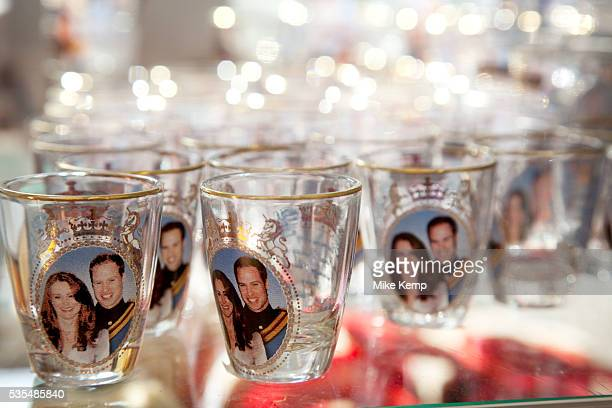 Souvenirs for the Royal Wedding of Prince William and Catherine Middleton Also known as Kate Middleton on marrying the heir to the throne on 29th...