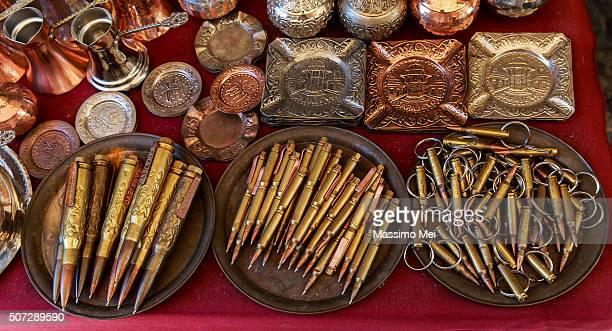 Souvenirs from Sarajevo