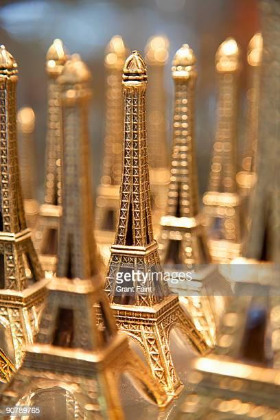 Souvenirs of Eiffel Tower