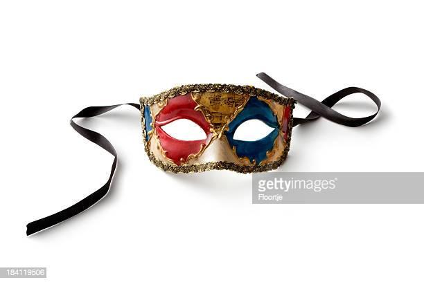 Recuerdos: Máscara veneciana