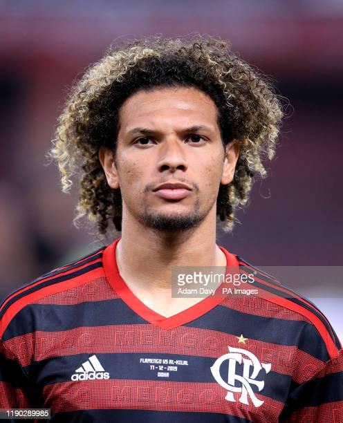 Souza Willian Arao, Flamengo
