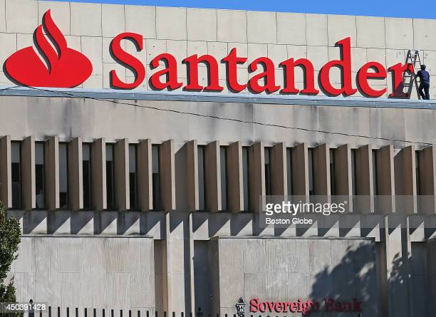Sovereign Bank will change its name to Santander Bank in Dorchester