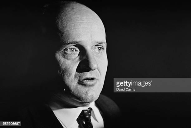 Soviet Charges d'Affaires, Vladillen Vasev, 17th September 1967.