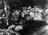 Soviet communist leader joseph stalin lying in state in the hall of picture id2628478?s=170x170