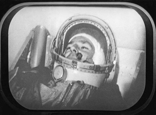 RUS: 6th August 1961 - Cosmonaut Gherman Titov Becomes First To Make Multiple Orbits Of Earth
