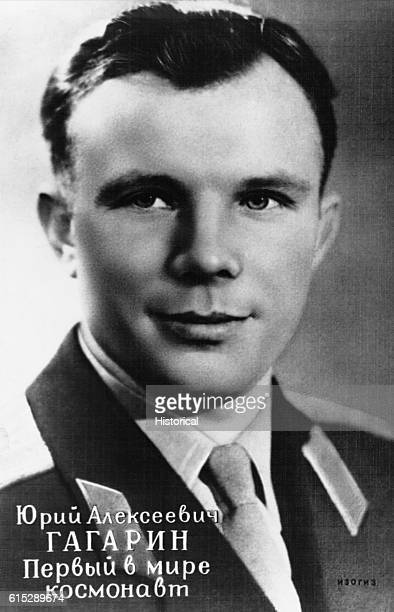 Soviet cosmonaut Yuri Gagarin was the first person to travel in space