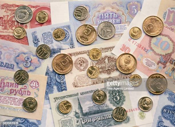 Soviet Kopeks and Rubles