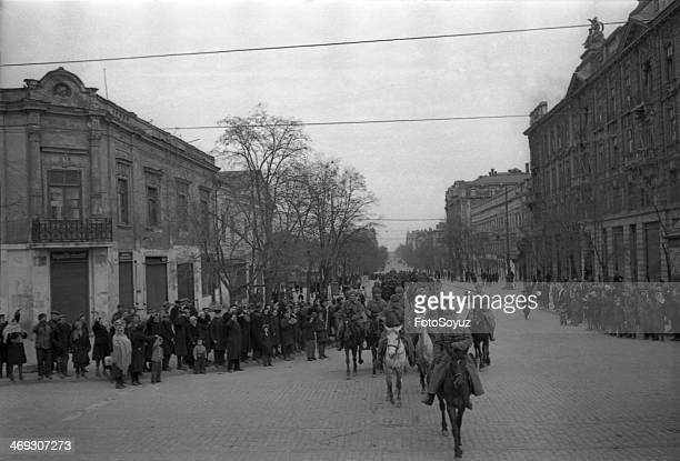 Liberation of Odessa