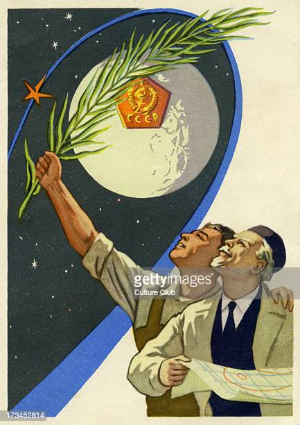 Soviet workers and engineers in the Space Race Sputnik the first artifical Earth satellite was launched into space in 1957 and Yuri Gagarin was the...
