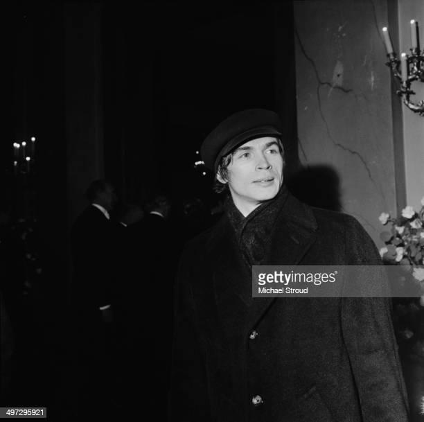 Sovietborn ballet dancer Rudolf Nureyev UK 19th November 1964