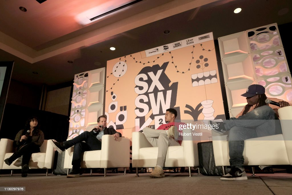 TX: Featured Session: First Play to First Platinum: The Evolving Creator Journey - 2019 SXSW Conference and Festivals