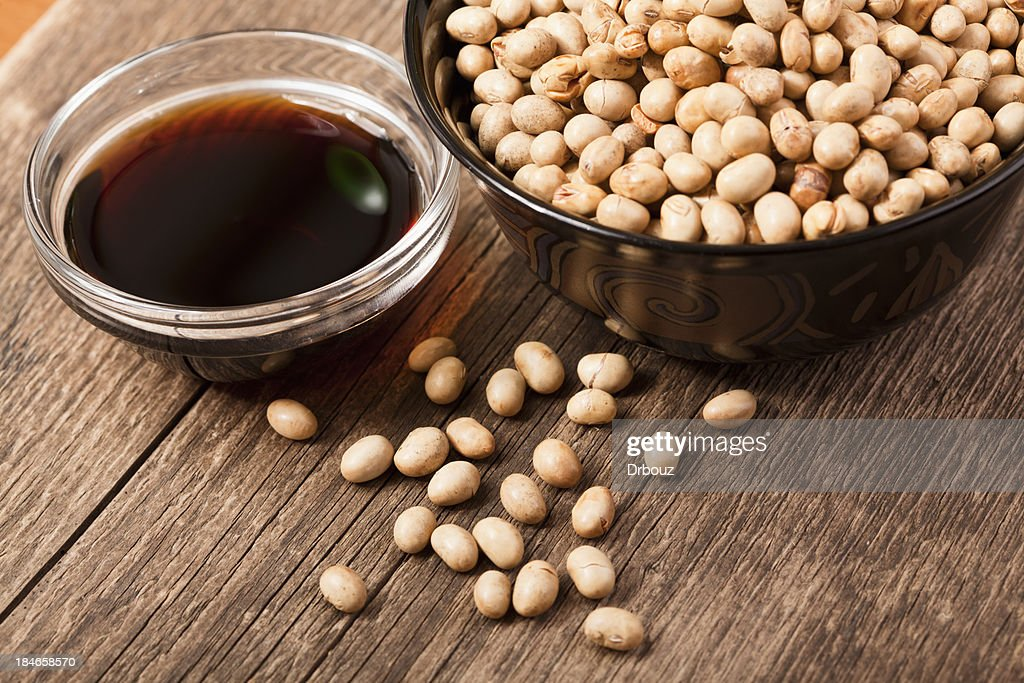 Soy products : Stock Photo