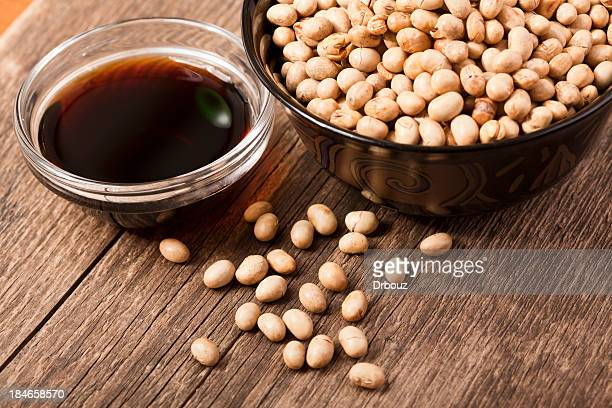 soy products - soy sauce stock pictures, royalty-free photos & images