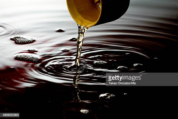 soy sauce, japan - soy sauce stock photos and pictures
