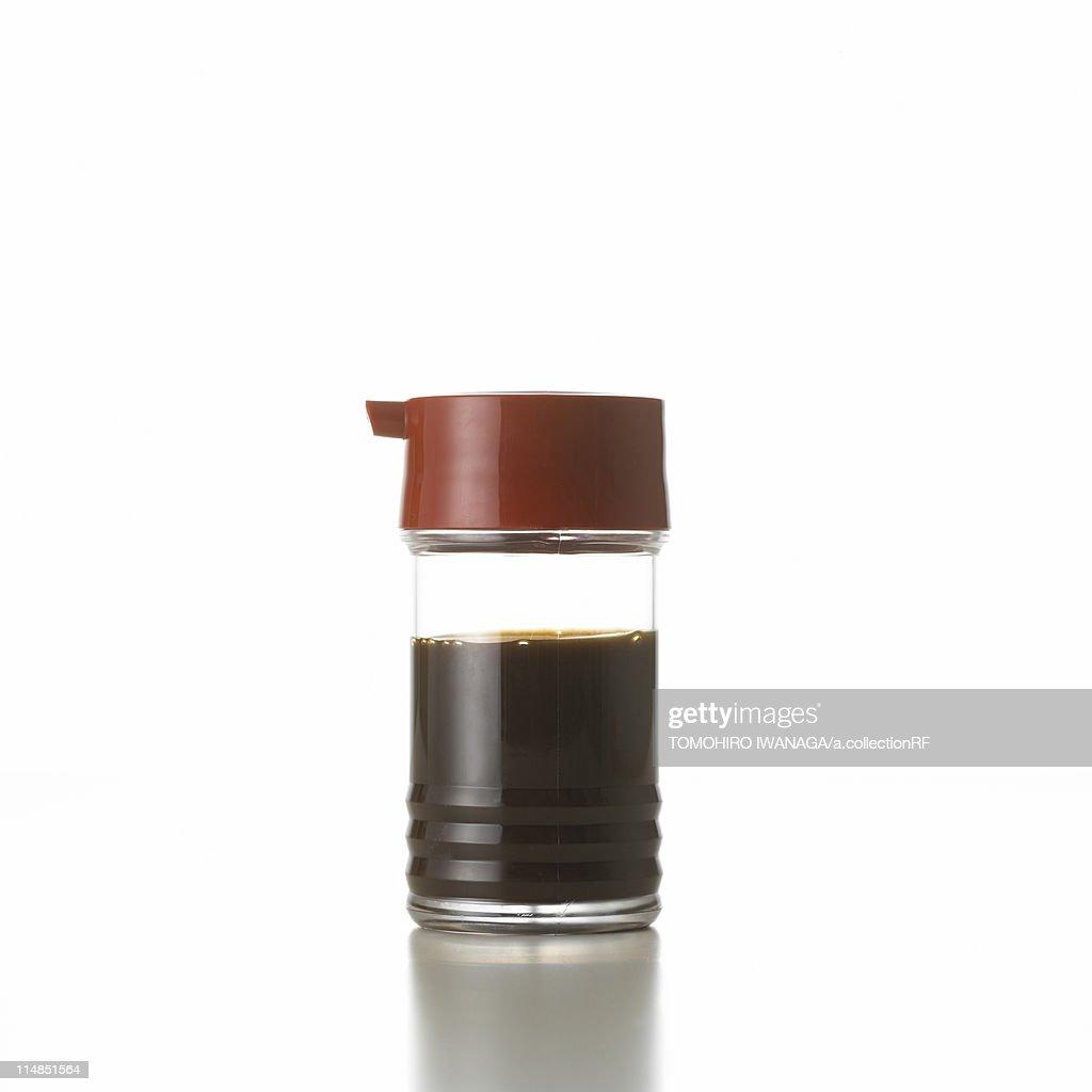 Soy Sauce : Stock Photo