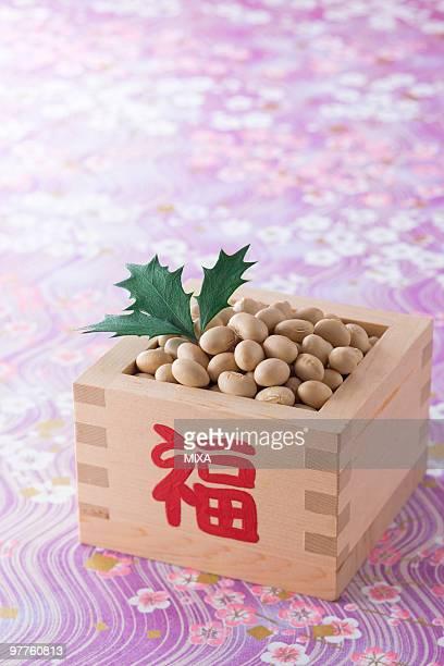 Soybean for setsubun