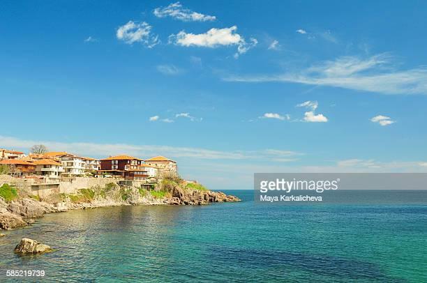 Sozopol, Bulgarian Black sea coastline