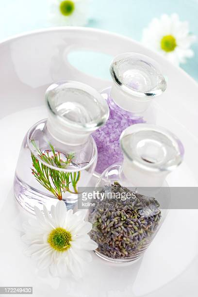 Spa & Aromatherapy Botanicals