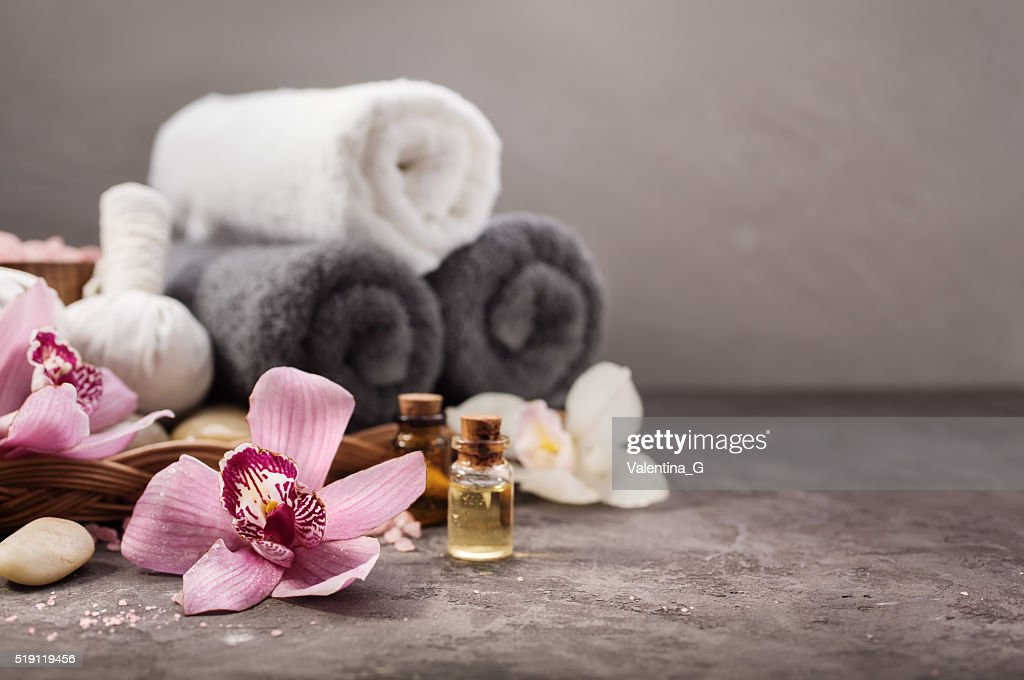 Spa background : Stock Photo