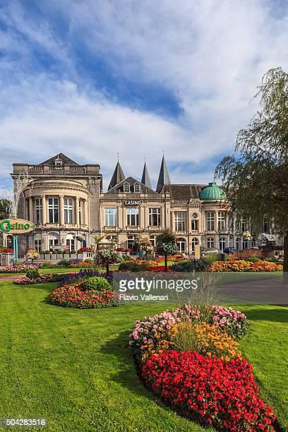 spa - casino, belgium - spa belgium stock pictures, royalty-free photos & images