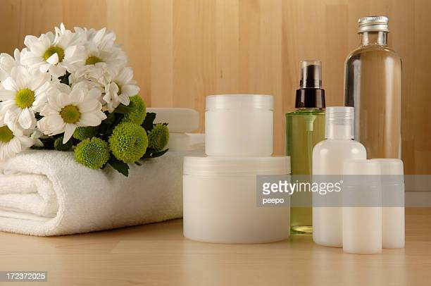 spa cosmetics series