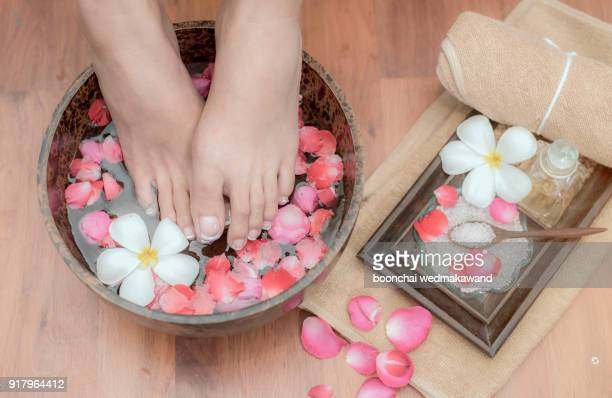 Spa Foot massage