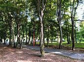 spa garden julijes park ljecilisni perivoj