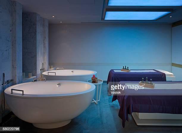 Spa in luxury Hotel