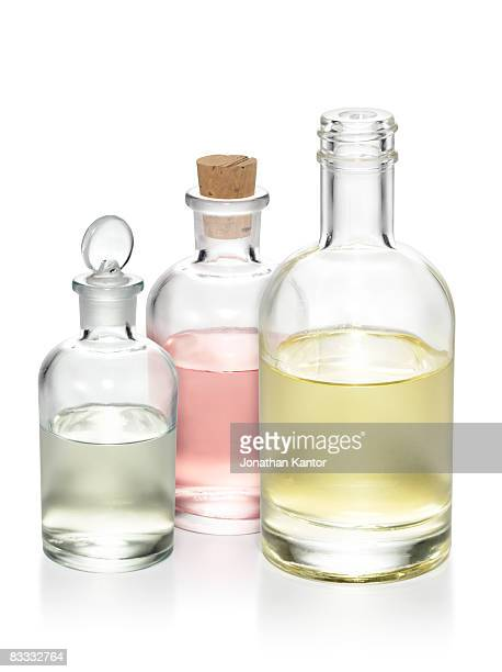 Spa Oil Bottles