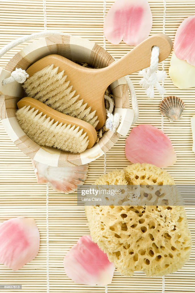 Spa products : Stock Photo