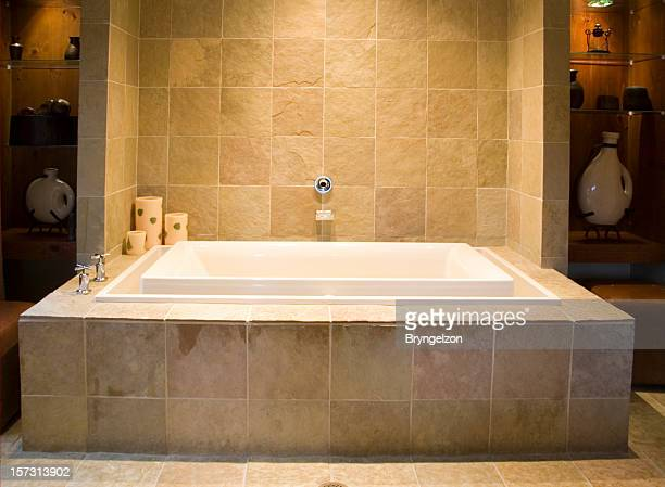 Grande baignoire Spa