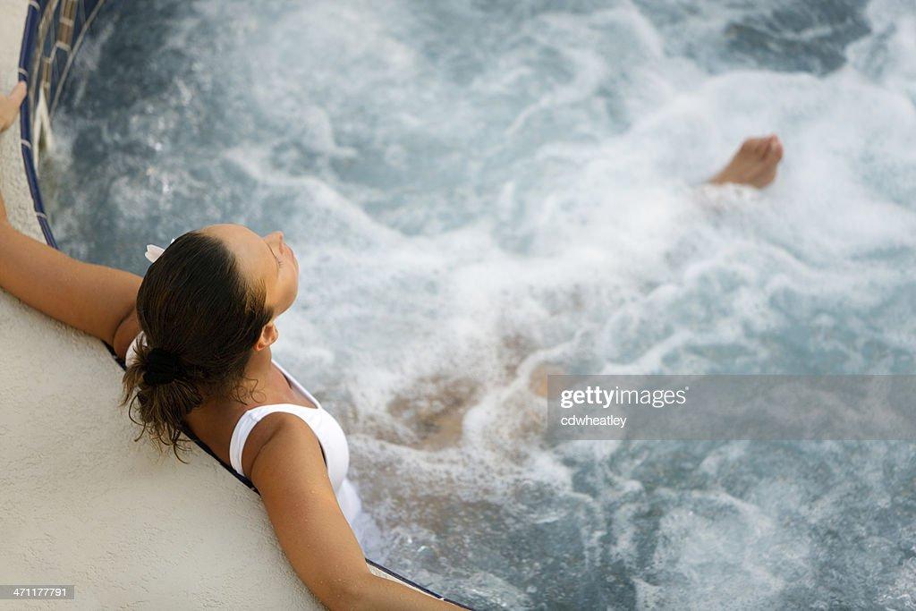 spa woman : Stock Photo