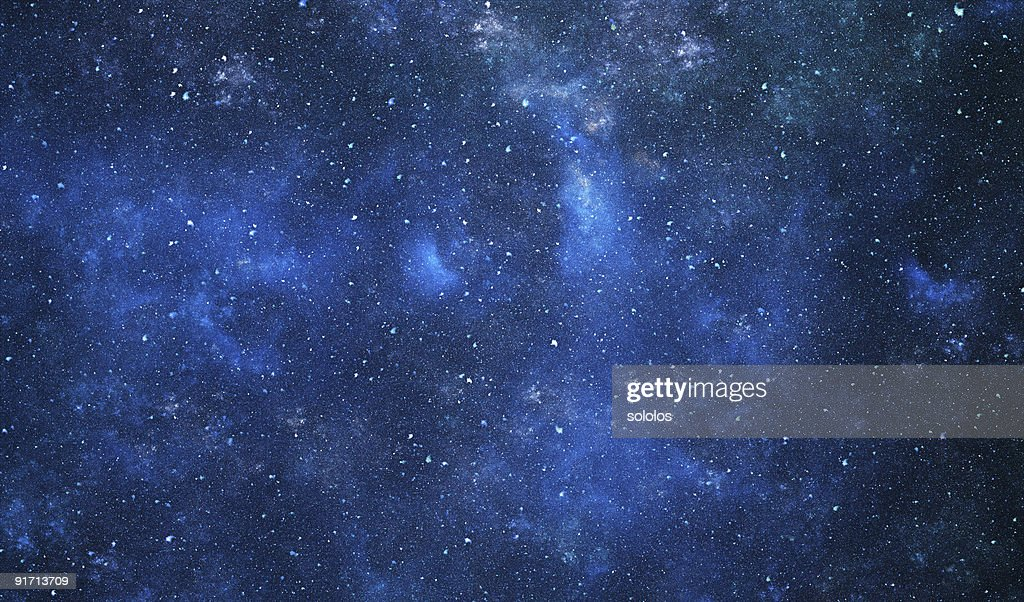 Space galaxy : Stock Photo