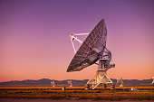 Space observatory signal search